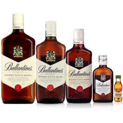 英国百龄坛特醇苏格兰威士忌家族套装