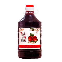 7度山楂酒通化特产70年代东北老山楂酒散装桶装女生低度果酒甜葡萄酒 2.5L(约5斤)