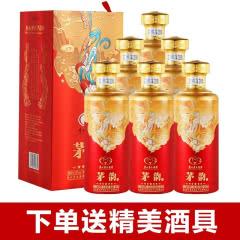 53° 贵州茅台集团茅韵酒(M9)酱香型白酒礼盒整箱装 500ml*6